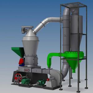4 Roller Mill