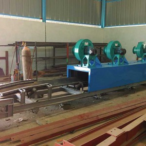 Screw Conveyor With Drying Blower (Custom Product)