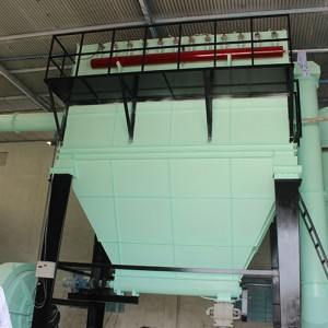 BALL MILL WITH RTD CLASSIFIER